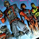 Eight More Marvel Characters That Were Guardians of the Galaxy!