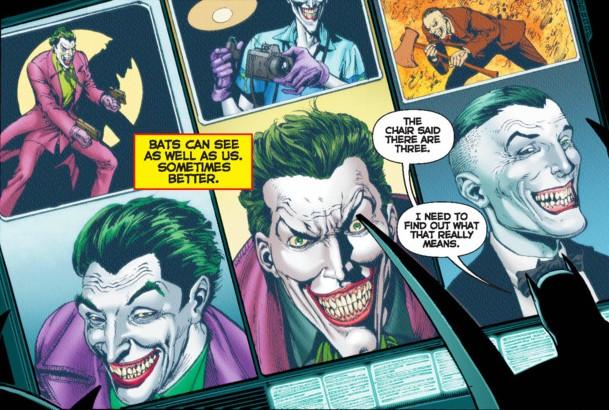 Znalezione obrazy dla zapytania batman: Three Jokers