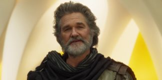 Star-Lord Meets His Ruggedly Handsome Father in New Clip for Guardians of the Galaxy Vol. 2