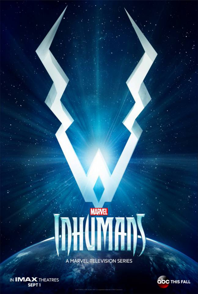 "The Inhumans, a race of superhumans with diverse and singularly unique powers, were first introduced in Marvel Comics by Stan Lee and Jack Kirby in 1965. Since that time, they have grown in prominence and become some of the most popular and iconic characters in the Marvel Universe. ""Marvel's The Inhumans"" will explore the never-before-told epic adventure of Black Bolt and the royal family."