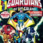 Guardians Of the Galaxy Marvel Presents