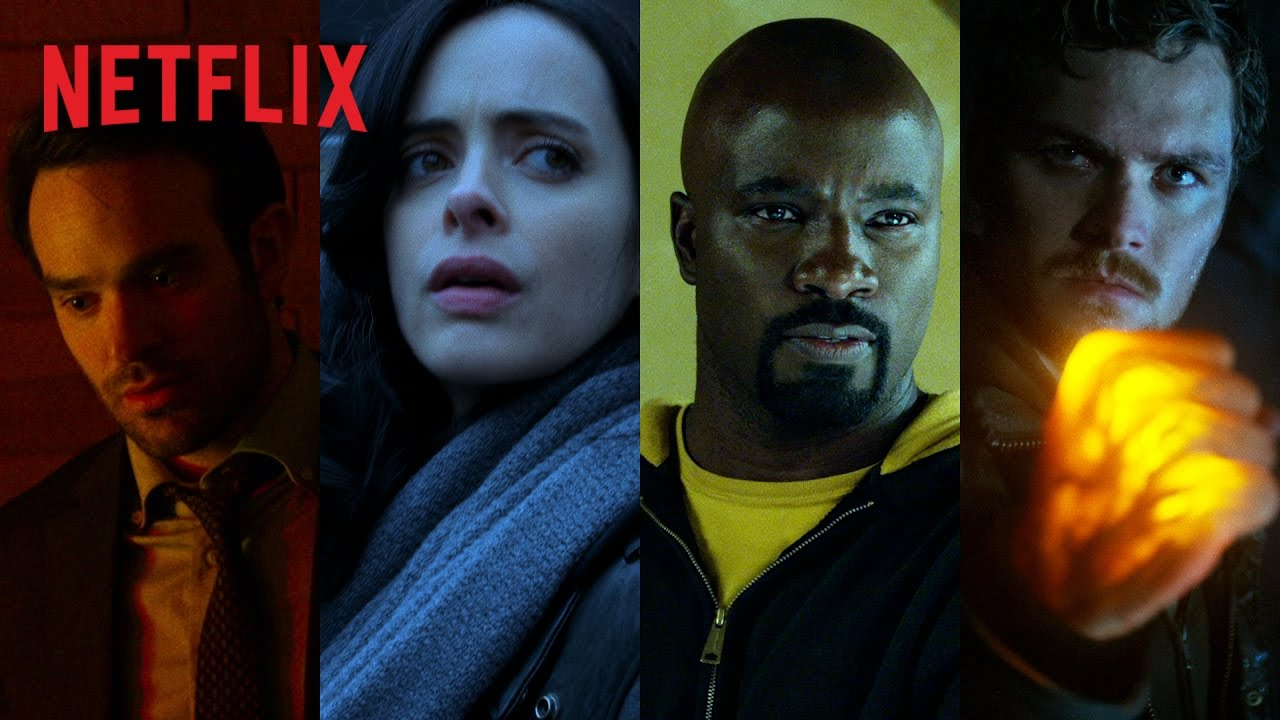 The Heroes Get Their Sh*t Together in First Full-Length DEFENDERS Trailer