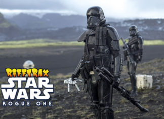 "Review: Rifftrax: ""Rogue One: A Star Wars Story"""
