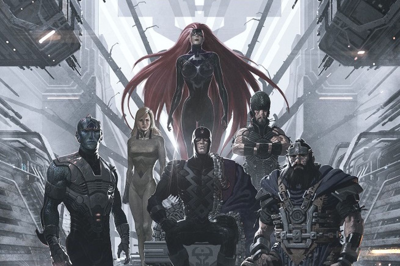 """The Inhumans, a race of superhumans with diverse and singularly unique powers, were first introduced in Marvel Comics by Stan Lee and Jack Kirby in 1965. Since that time, they have grown in prominence and become some of the most popular and iconic characters in the Marvel Universe. """"Marvel's The Inhumans"""" will explore the never-before-told epic adventure of Black Bolt and the royal family."""
