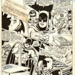 Batman title page