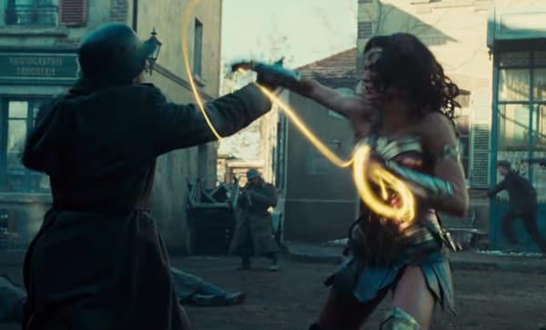 Wonder Woman Trailer #4 Shows More Magic Lasso!