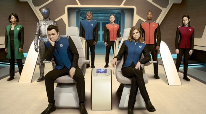 Four Reasons to Be Excited About Seth MacFarlane's The Orville