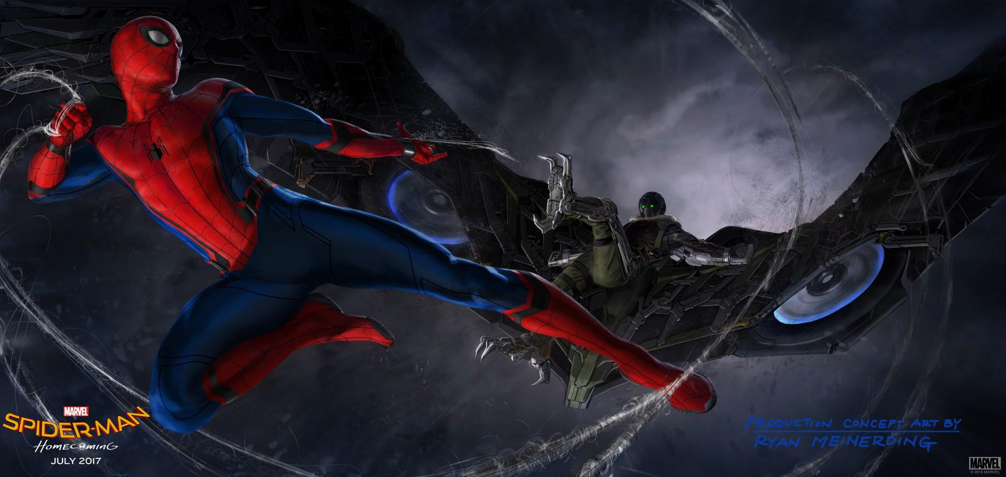 Spider-Man: Homecoming 101: History of The Vulture