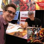 Suydam at Phoenix Comicon 2017