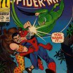 amazing spider-man #49 kraven vulture