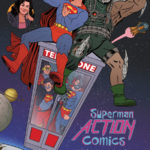 Action Comics Bill and Ted