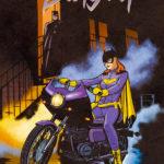 Batgirl Purple Rain
