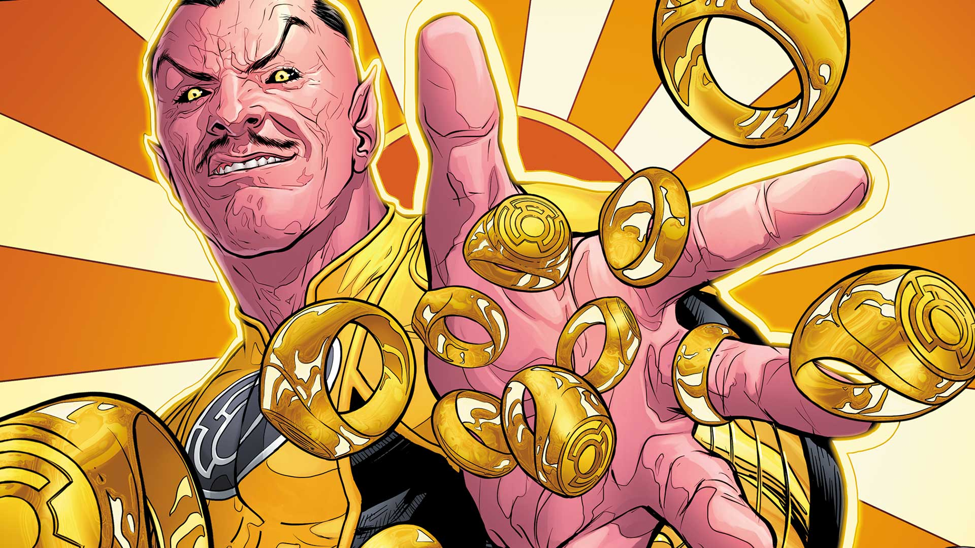 The Ten Most Epic Superhero Mustaches in Comic Book History