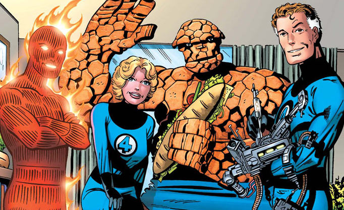 'Fantastic Four' Canceled Over Movie Rights Confirms Writer