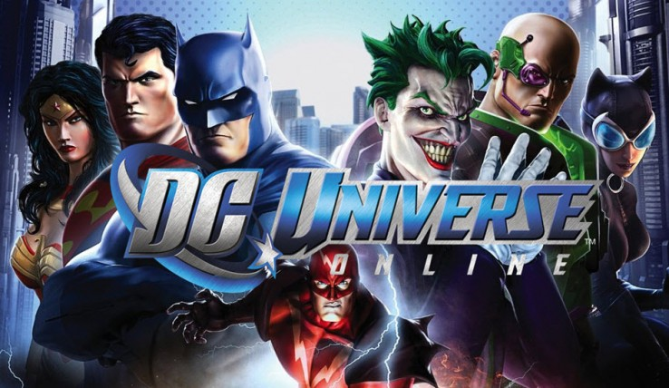 Five of the Best Superhero Videogames!