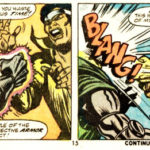 Luke Cage and Dr Doom