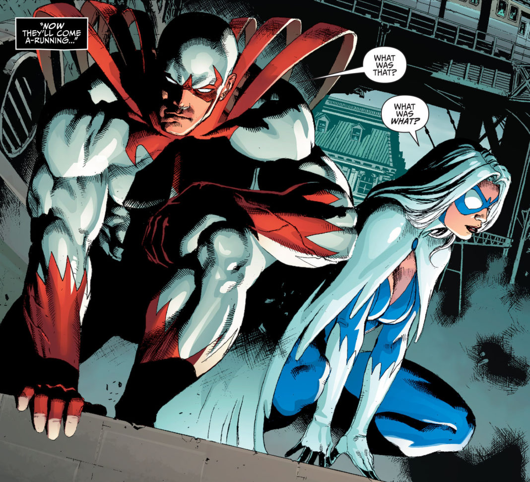 Who Are Hawk and Dove? Get to Know Alan Ritchson and Minka Kelly's Characters in 'Titans'