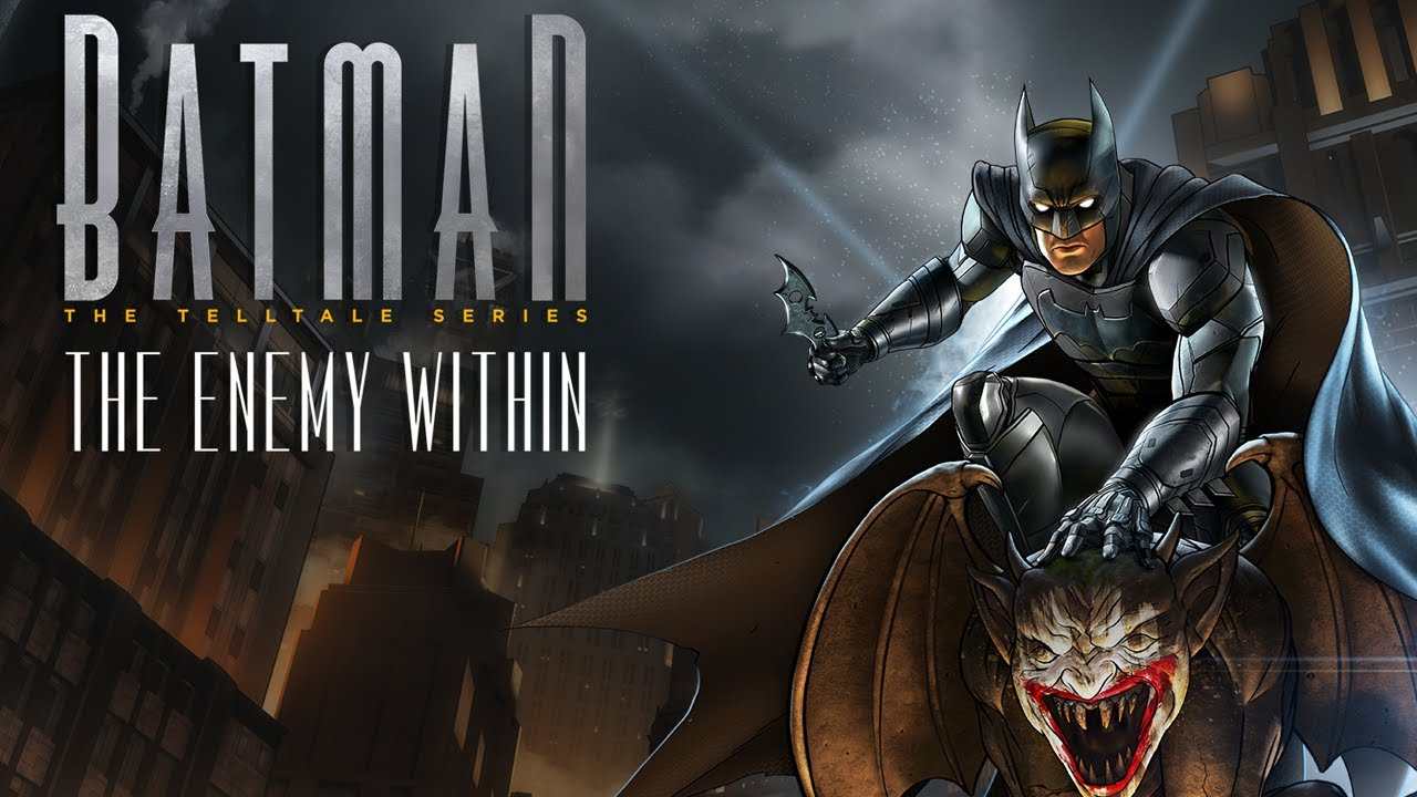 Telltale's BATMAN: THE ENEMY WITHIN Premieres Episode 4 On January 23rd