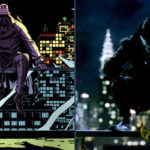 Rorschach comic and movie