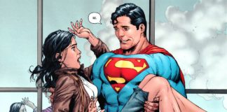 Top Five Most Popular Superhero Reporter Couples