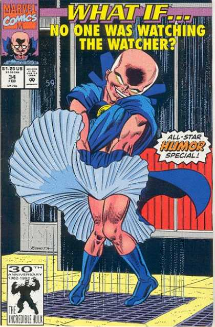 Seven of the Weirdest Comic Book Covers!