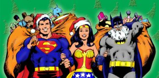 Five of the Most Touching Holiday Moments in Comics