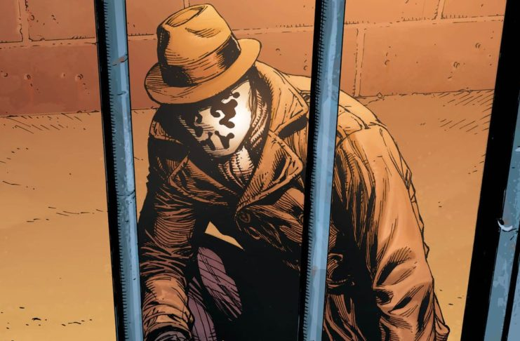 Doomsday Clock #1 Review: Who Watches the Watchmen?