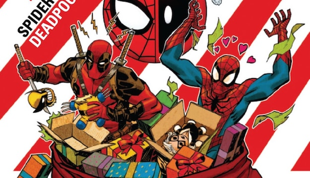 Five Comics That Will Positively Lift Your Holiday Spirit!