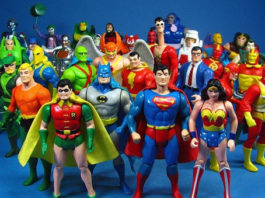 """Reminiscing About Kenner's """"Super Powers"""" Action Figure Line"""