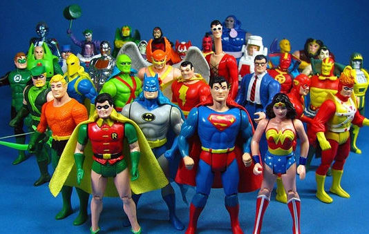 "Reminiscing About Kenner's ""Super Powers"" Action Figure Line"