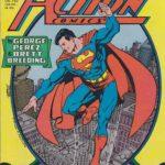 George Perez Action Comics