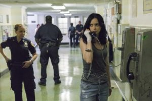 Jessica Jones in Chains in New Season 2 Photos!