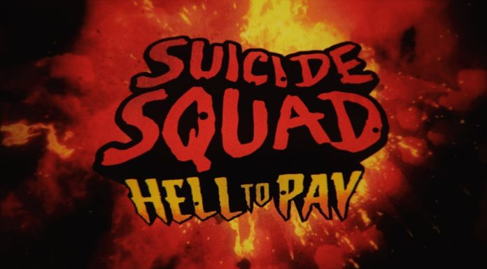 """""""Suicide Squad: Hell To Pay"""" Coming to Home Video"""