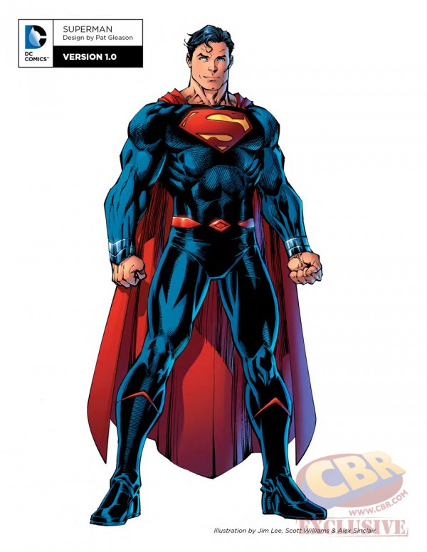 superman s red trunks are returning and i am absoltuely loving it