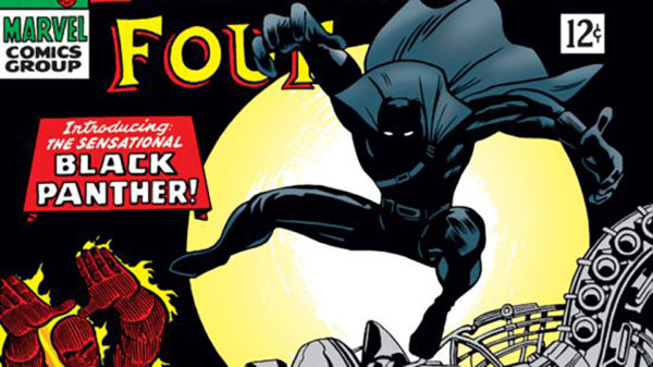 Five Things You Probably Didn't Know About the Black Panther