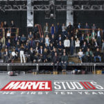 Marvel Studios class photo