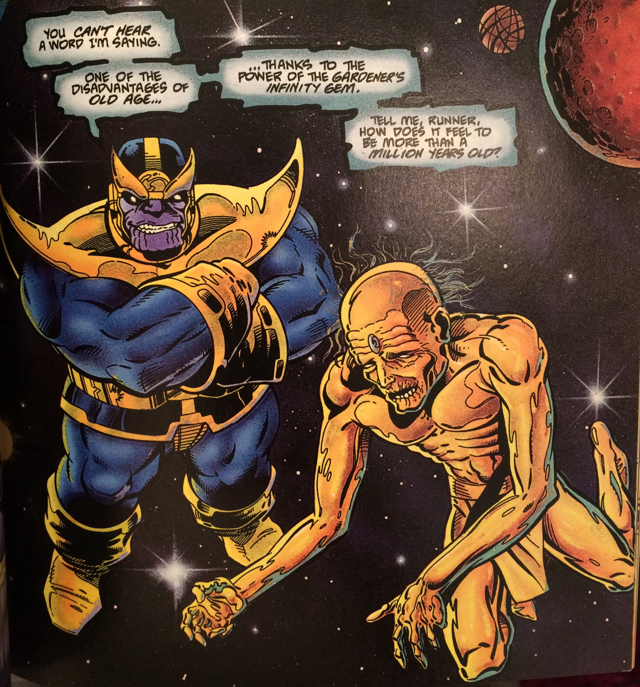 How Thanos REALLY Got the Infinity Stones (MCU vs. Comics)