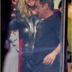 Thor and Tony Stark Avengers 4